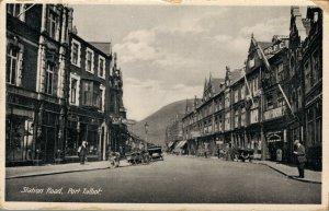 UK Wales Station Road Port Talbot 03.75