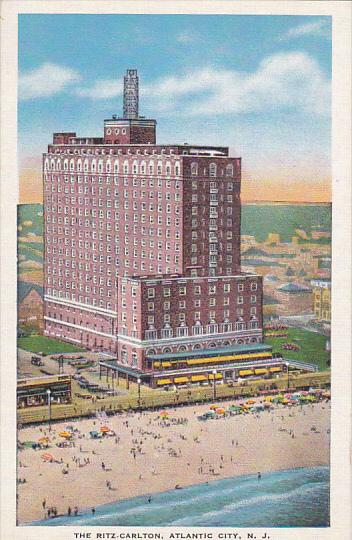 Ritz Carlton Hotel Atlantic City New Jersey