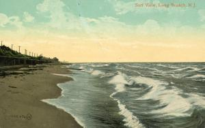 NJ - Long Branch. Surf View