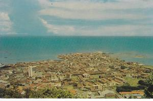 Aerial View From Ancon Hill, Downtown Panama City, Panama, 40-60´s
