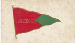 PHILADELPHIA , Pennsylvania , 1908 ; Medico-Chirurgical College Banner