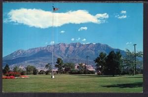 Mount Timpanogos,Near Provo,UT