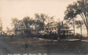 LPS06 Bethel Maine The Bethel Inn Postcard RPPC
