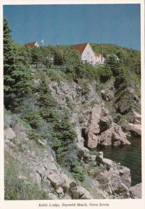 Canada Nova Scotia Ingonish Beach Keltic Lodge Resort