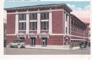 JOHNSON CITY , Tennessee , 1910-20s; Municipal Building
