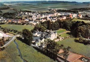 Belgium Ermeton-sur-Biert Vallees de la Molignee et du Flavion, vue aerienne