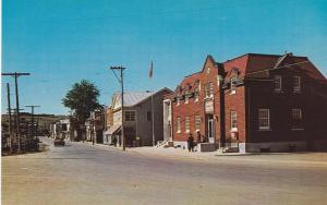 AMQUI, Co. Matapedia , Quebec , Canada , 50-60s Post Office