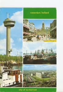 Postal 026519 : Euromast/rotterdam/Holland