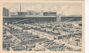 Illinois Chicago Union Stock Yards Swift & Company Plant 1947 Curteich