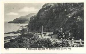 RP  Gaspe, Quebec, Canada, 30-40s