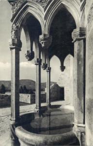 Hungary Visegrad Matyas palota 1960
