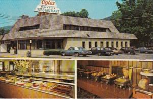 Tennessee Gatlinburg Ogle's Buffet Restaurant