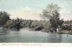 JORDAN ; 1901-07 ; River Jordan