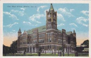 Exterior, City High School, Monroe, Louisiana, 00-10s