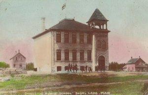 RP: SHOAL LAKE , Manitoba , Canada , 1908 ; Public School