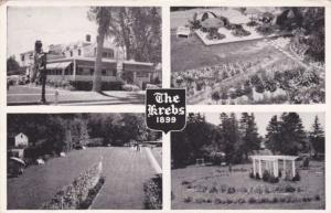 The Kreb's Restaurant and Grounds - Skaneateles NY, New York - pm 1948