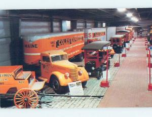 Unused Pre-1980 ANTIQUE TRUCKS AT MUSEUM Bangor Maine ME ho9393