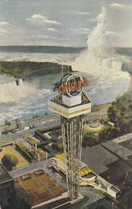 The Oneida Observation Tower,Niagara Falls,Ontario,Canada, 40-60s