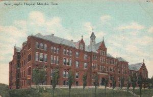MEMPHIS , Tennessee, 1911 ; Saint Joseph's Hospital