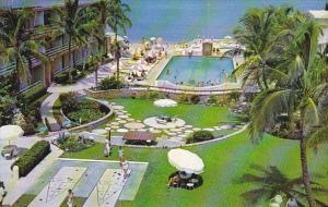 Florida Miami Beach Chateau Resort Motel and Swimming Pool