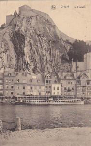 Belgium Dinant La Citadelle 1927