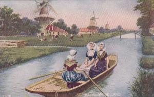 Netherlands Fair Maids Of Holland