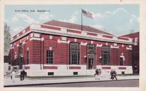 Kansas Iola Post Office