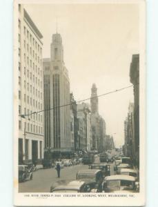 old rppc NICE VIEW Melbourne - Victoria Australia i2917