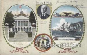 United States Political Postcard Postcards