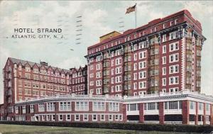 New Jersey Atlantic City Hotel Strand 1911