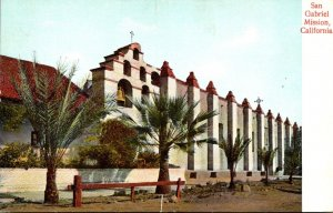 California San Gabriel Mission Founded 1771 The Mother Grapevine