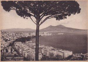 NAPOLI, Campania, Italy, 1900-1910s; Panorama