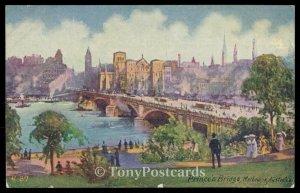 Prince's Bridge, Melbourne, Australia