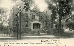 MA - Pittsfield, Bishop Memorial - Training School for Nurses