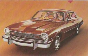 1975 Ford Maverick 4 Door Sedan