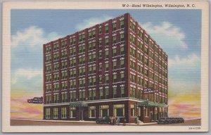 Wilmington, N. C., Hotel Wilmington