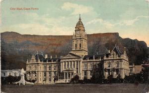 South Africa Cape Town, City Hall
