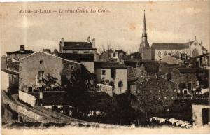 CPA Maine-et-Loire - Le vieux CHOLET. Les Calins (165156)
