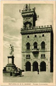 CPA Republica di S. Marino Palazzo Governativo SAN MARINO (801936)