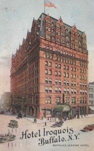Hotel Iroquois , BUFFALO , New York , 1915
