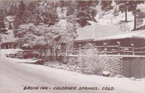 Colorado Colorado Springs Drive Up North Cheyenne Canyon Near Helen Hunt Fall...