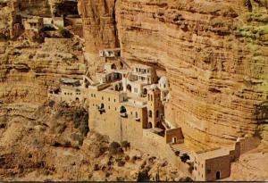 Israel Jericho The Dir El Kelt Monastery