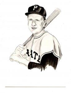 Ralph Kiner, Pittsburgh Pirates