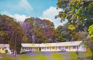 Pennsylvania Lima Cedars Motel