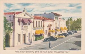 Florida Palm Beach The First National Bank