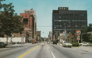 RALEIGH , NC, 1940-1960's; Fayetteville Street
