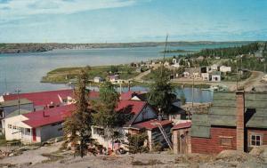 Bay Front of Latham Island , YELLOWKNIFE , N.W.T. , Canada , 50-60s