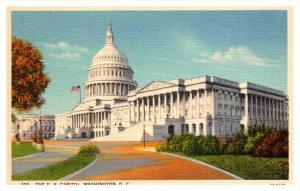 Washington D.C.  Capitol