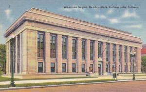 Indiana Indianapolis American Legion Building