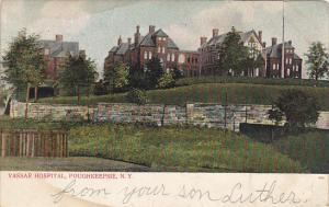 Vassar Hospital Poughkeepsie New York 1907